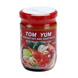 Tom Yum COCK BRAND 227g | Sot Tom Yum COCK BRAND 227gx24szt