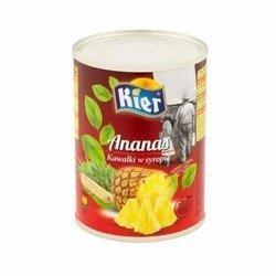 Ananas w syropie kostka KIER 3035g    Dua Vien KIER 3035g x 6szt/krt
