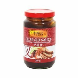 Chiński sos barbecue 397gx12szt  | Sot Chan Xa Xiu LKK 397gx12szt