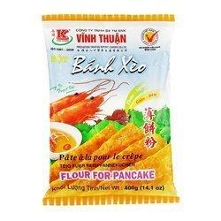 Mąka do Ciasta Naleśnikowe VINH THUAN 400g | Bot Banh Xeo   VINH THUAN 400g x 20szt/kar