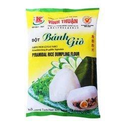 Mąka do chińskich piramidalnych pyz flour VINH THUAN 400g   Bot Banh Gio VINH THUAN 400g x 20szt/kar
