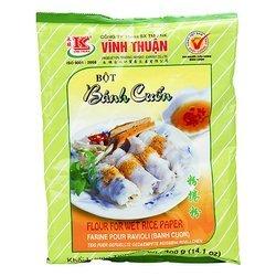 Mąka ryżowa do naleśników VINH THUAN 400g | Bot Banh Cuon VINH THUAN 400g  x 20szt/kar