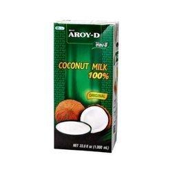 Mleczko kokosowe AROY-D  1L    Nuoc Cot Dua AROY-D 1Lx12szt/krt