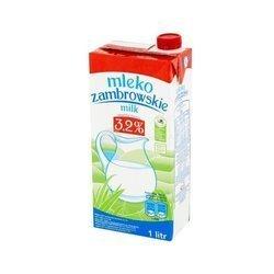 Mleko 3,2%   Sua 3,2% 1L x 12op/krt