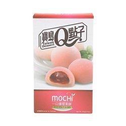 Mochi o smaku truskawkowym TAIWAN DESSERT 104g | Mochi Hop Vi Dau 104g x 24szt/krt