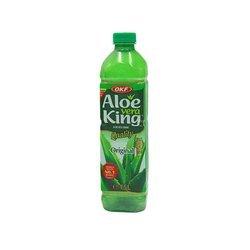 Napój aloesowy OKF1,5l    Nuoc Aloe Xanh 1,5l x 12szt/krt