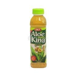 Napój aloesowy z kiwi OKF 500mlX20szt  Nuoc Aloe Kiwi Vang OKF 500mlx20szt
