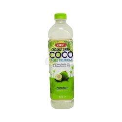 Napój kokosowy OKF 1,5Lx12szt    Nuoc COCO Dưa OKF 1,5 mlx12szt