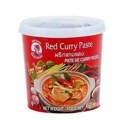 Pasta Curry Czerwona 1kg  | Curry Do 1kgx12szt