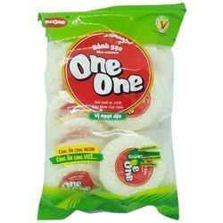Wafle ryżowe słodki ONE ONE 150g   Banh Gao Ngot 150gx20szt/krt