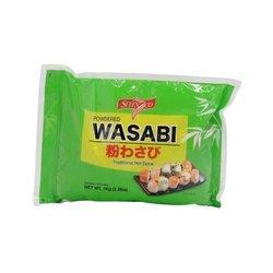 Wasabi w proszku SEVEN CO 1kg | Bot wasabi SEVENCO 1kg x 10szt/krt