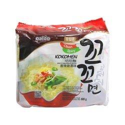 Zupa błyskawiczna o smaku kurczaka kokomen PALDO 120gx20szt   Mi Paldo Ramen Kokomen 120g x4 opak/krt