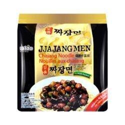 Zupa błyskawiczna z sosem z czarnej fasoli JJAJANG MEN PALDO 200gx20szt | Mi Tron PALDO Ramen JJAJANG MEN PALDO 200g x 4sztkrt